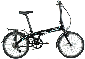 Folding Bikes - Vybe C7A 2015