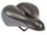 Suspension Gel Bike Saddle